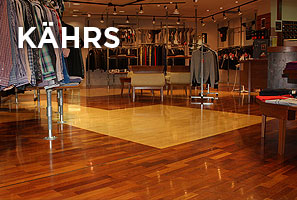 Kahrs wooden flooring