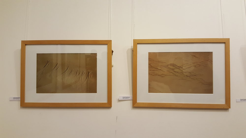 Carole Rawlinson, Sand Patterns