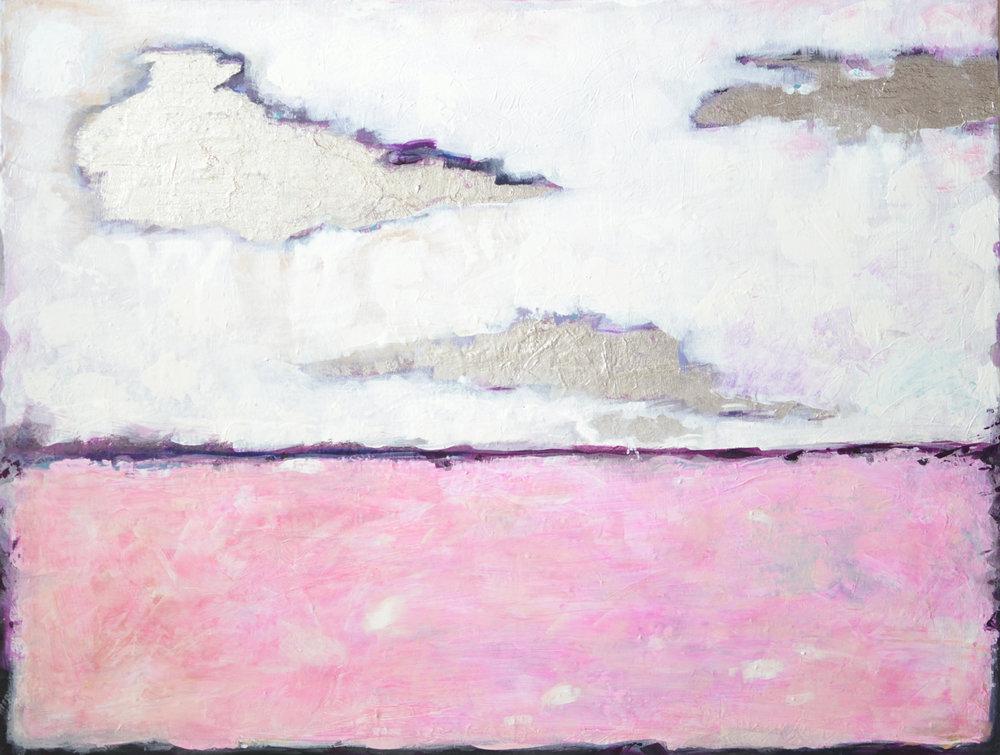 Bubblegum Landscape