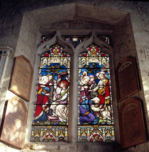 St Mary's Bramshott, Hampshire