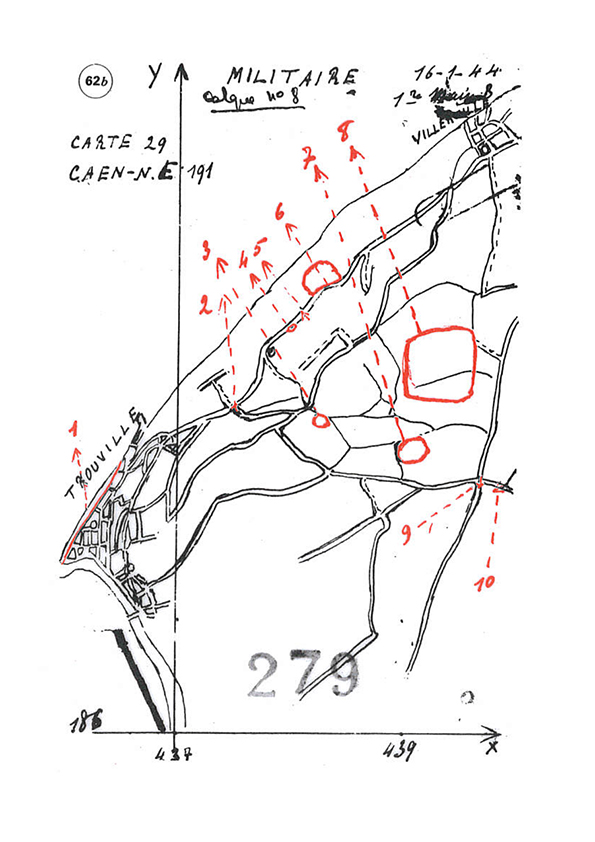 Odette's maps