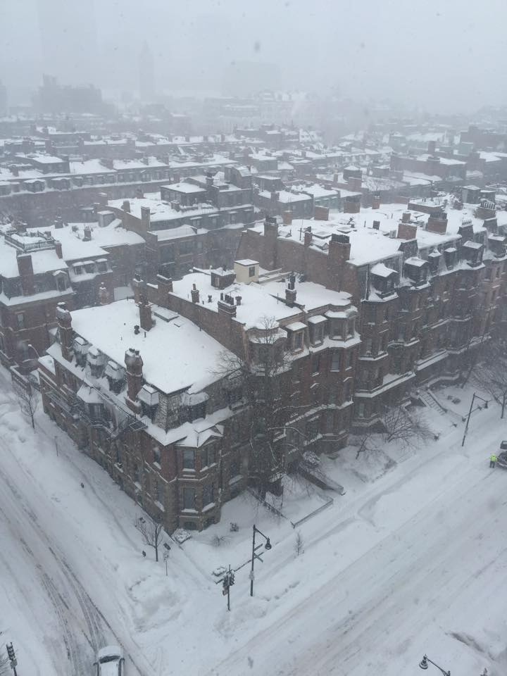 Back Bay, Feb 6