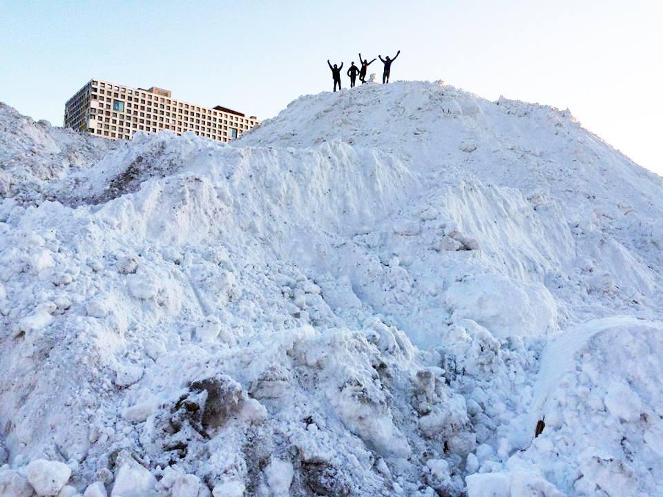 MIT Alps, February 13