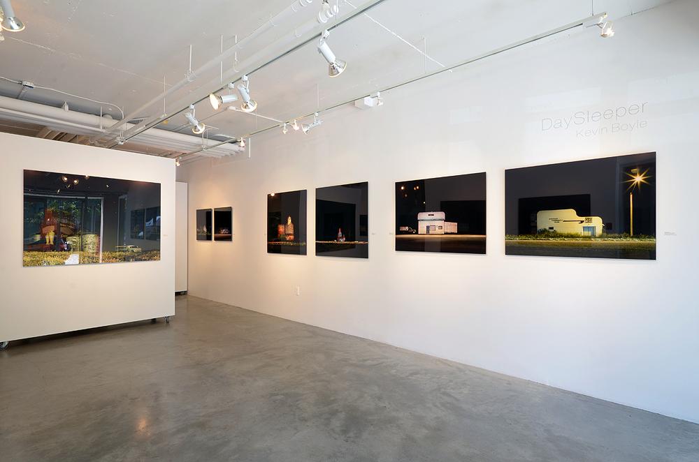 DaySleeper (2015), Kimoto Gallery, Vancouver