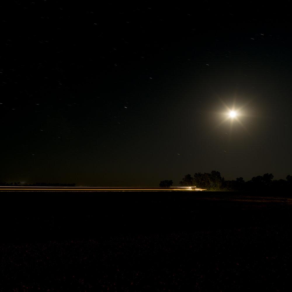 Harvest Under Half Moon (2017)