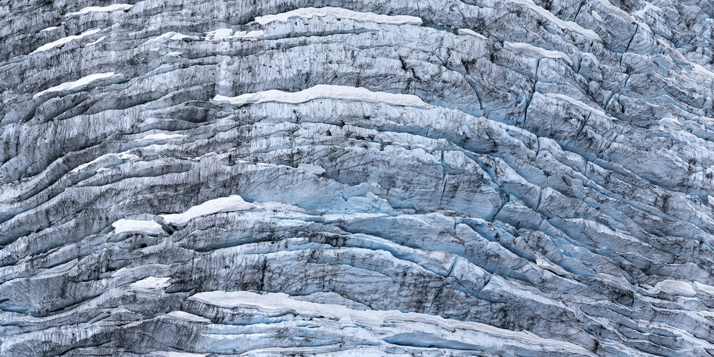 Icefield Study #17 | Swell (2018)