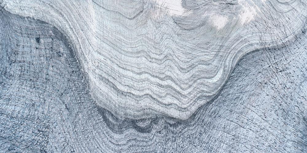 Icefield Study #23 | Tsunami (2018)