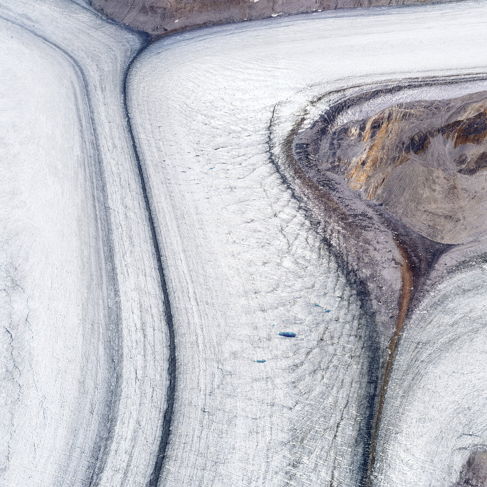Tributary Glaciers | Mount Jester (2018)