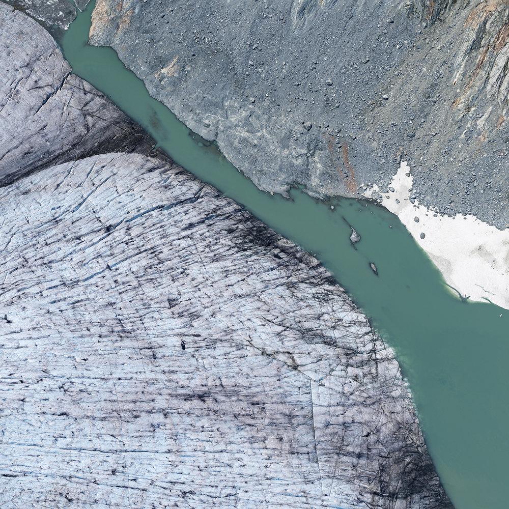 Glacier Terminus Division | Remote Peak (2018)