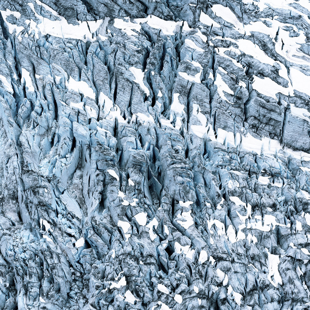 Icefield Study #1 | Fortress (2018)