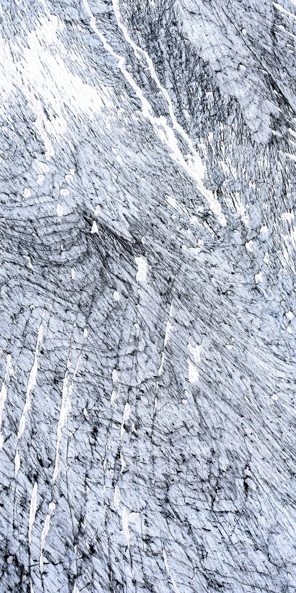 Icefield Study #19 | Surface (2018)