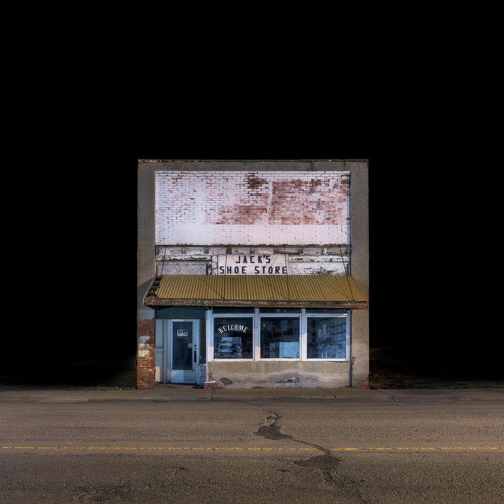 Jack's Shoe Store (2016)