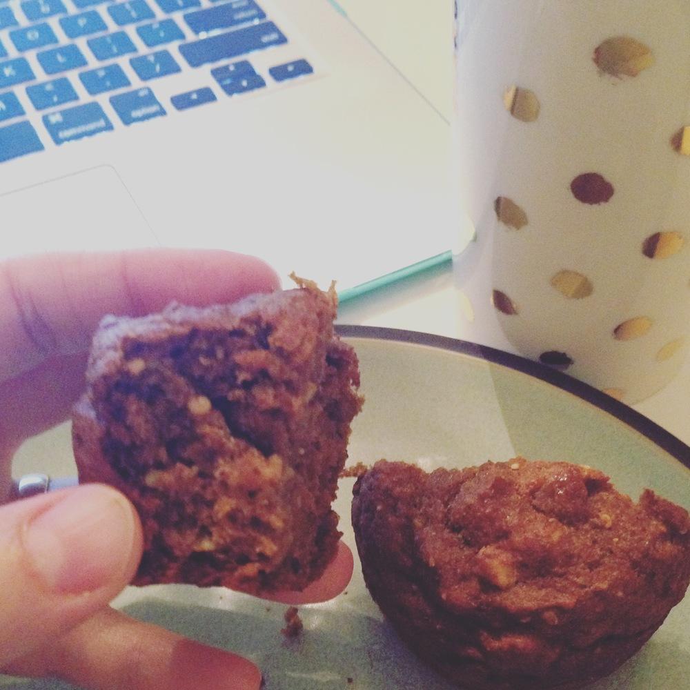 Chia muffins recipe oprah