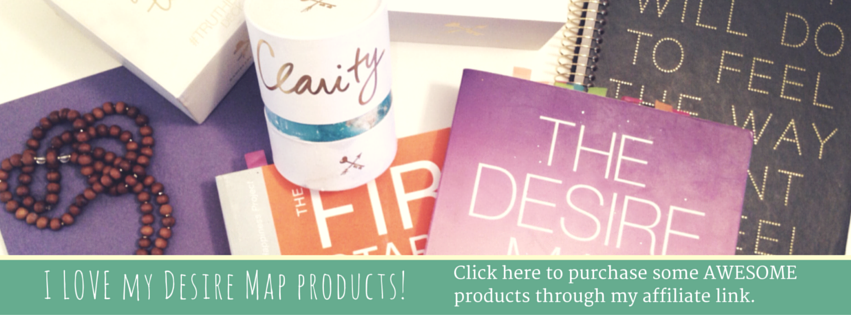 Click the photo to check out Danielle LaPorte's website, or purchase Desire Map products.