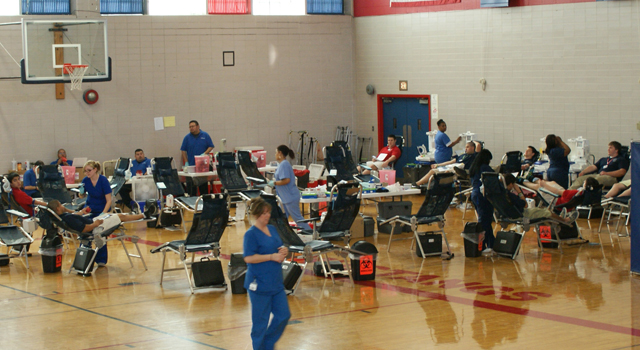St Rita High School Blood Drive Yet Another Way Students
