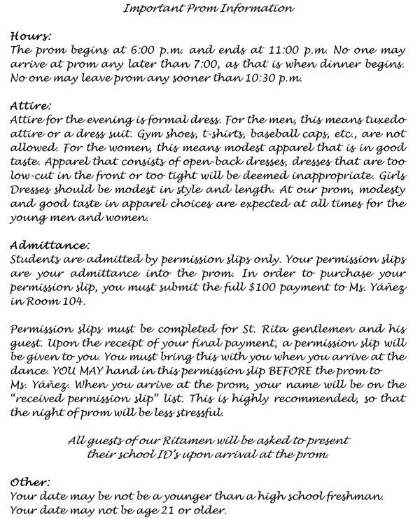 Prom-information-form-2