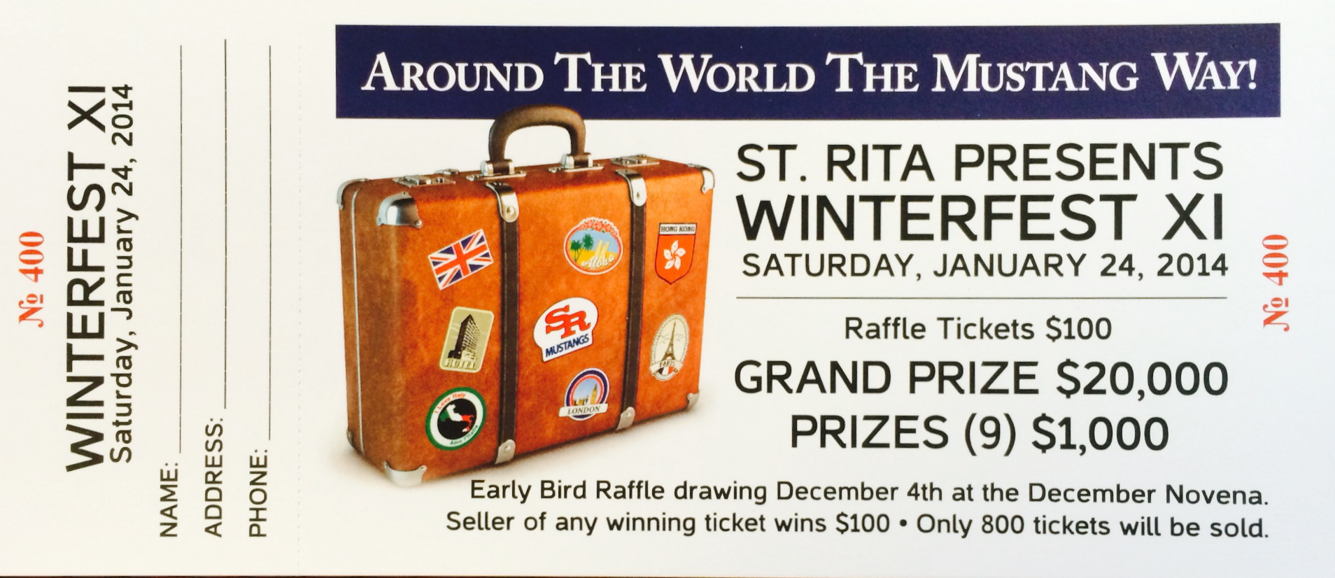 winterfest ticket