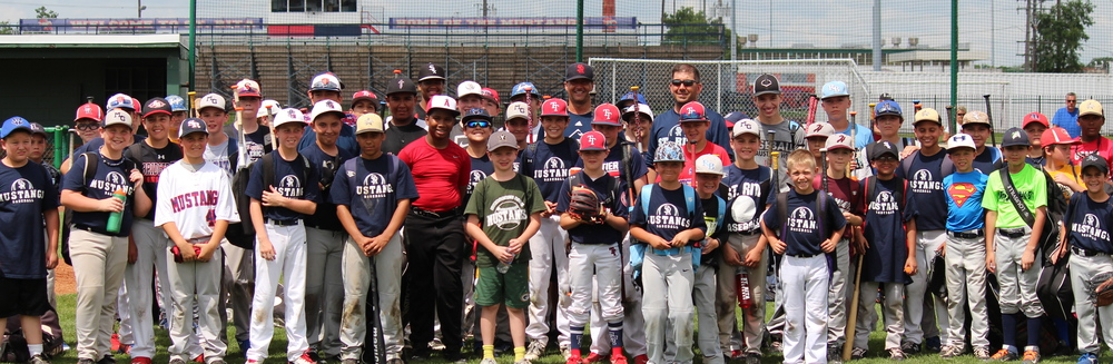St. Rita Baseball Summer Campers