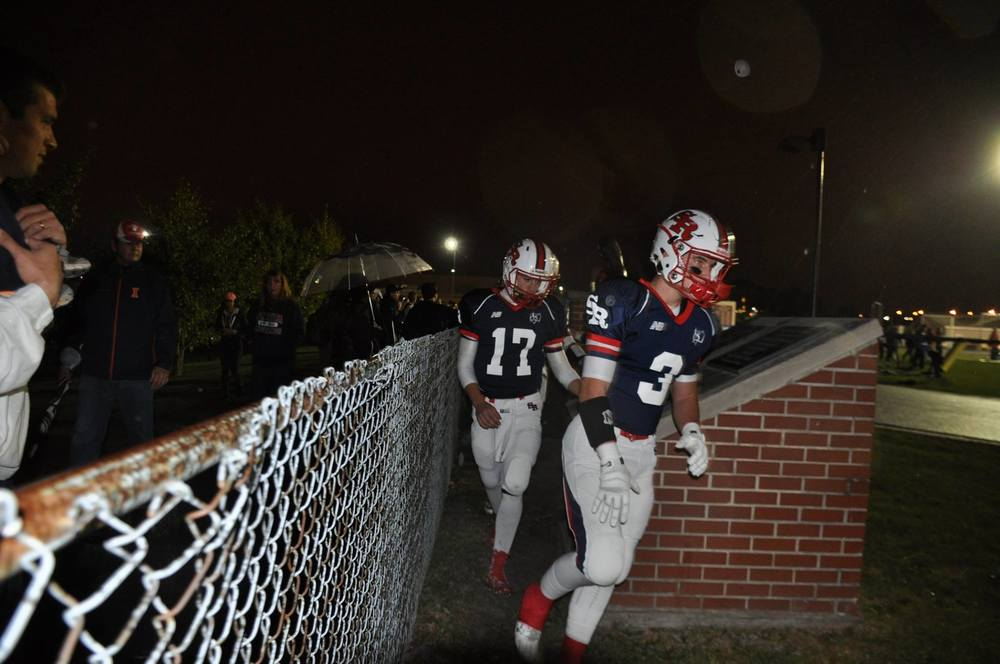 Mustangs Have New Life In Prep Bowl Playoffs St Rita Of Cascia High School