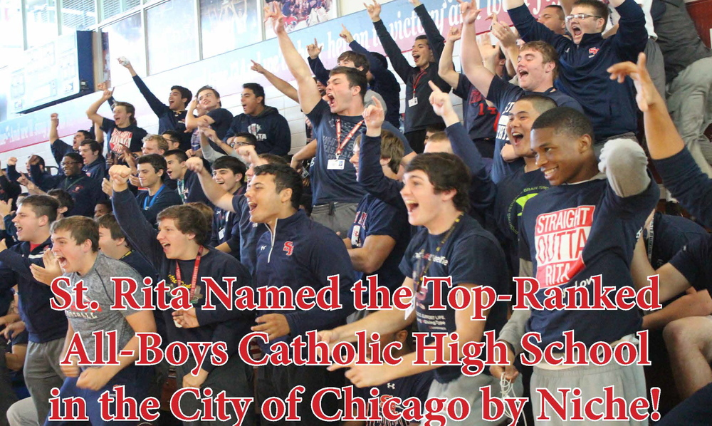 St Rita Named The Top Ranked All Boys Catholic School In The City