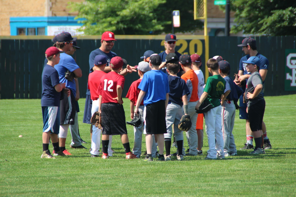 Baseball Campers