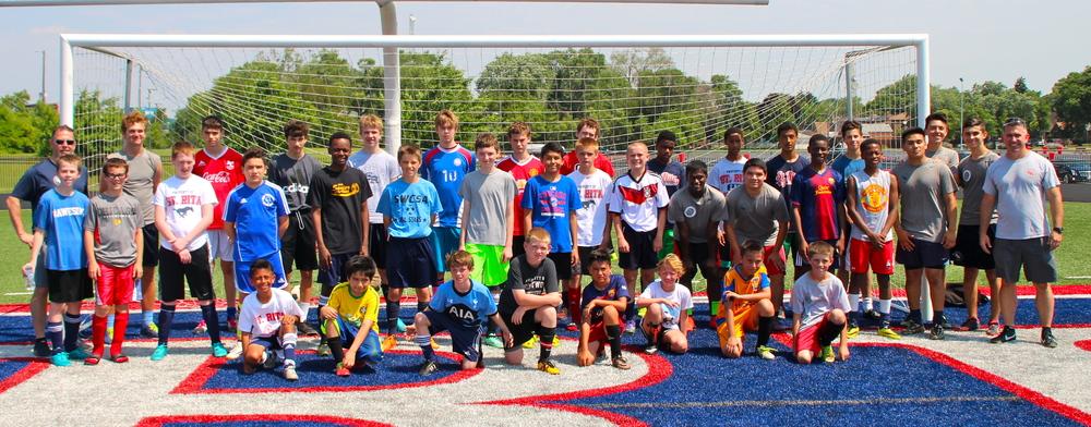 St. Rita Soccer Camp