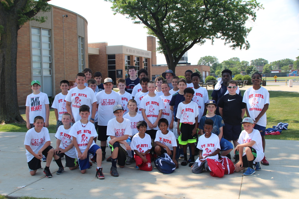 St Rita Summer Camps Continue To Rise In Popularity St