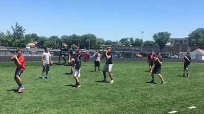 St. Rita Quarterback Camp