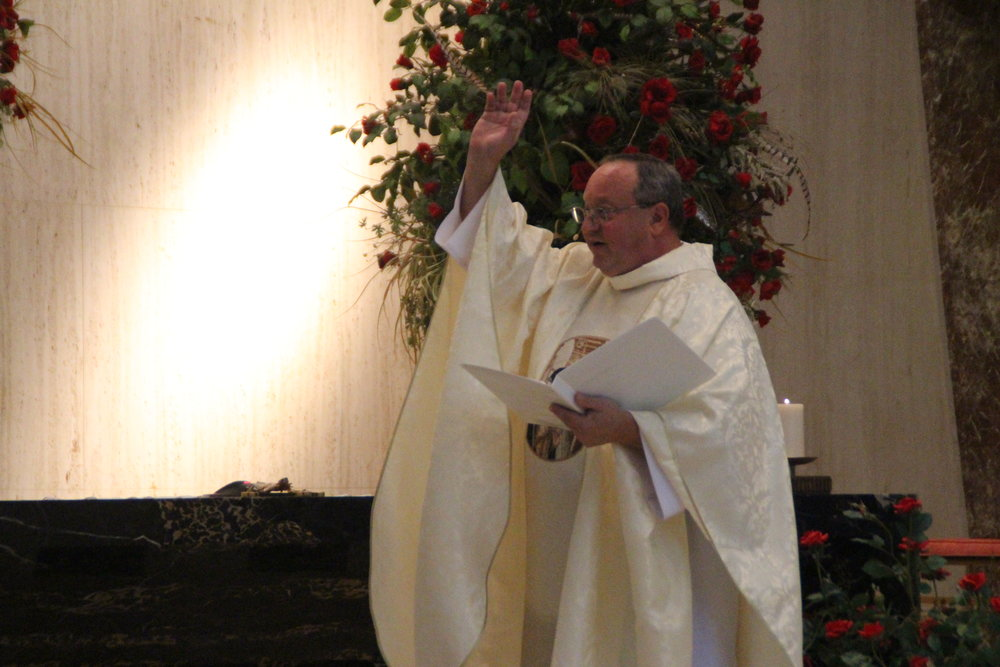 Fr. Bernie Scianna, O.S.A. '83
