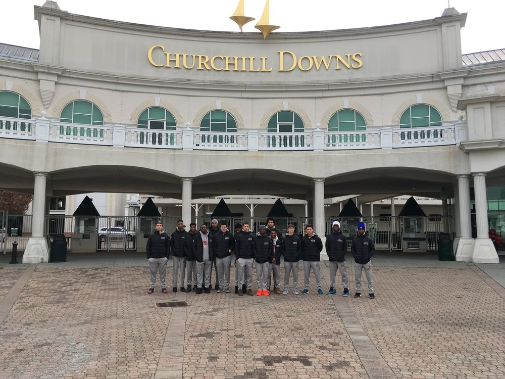 St. Rita Basketball at Churchill Downs
