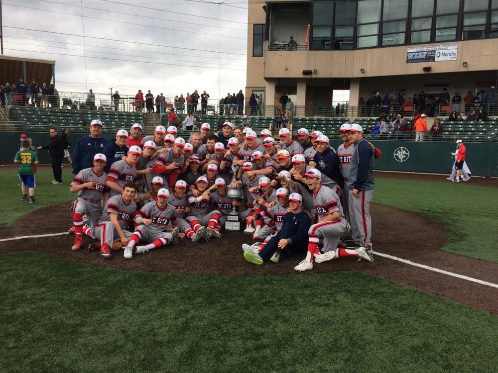 The 2017 Steven M. Bajenski Memorial Tournament Champions - St. Rita Mustangs