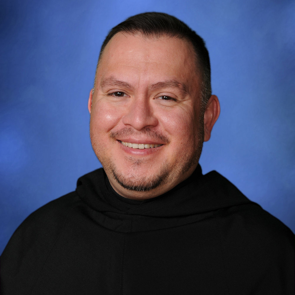 Br. Joe Ruiz, OSA   Theology Faculty, Campus Minister  Appointed: August 2014  BA St. Edwards University   MA Oblate School of Theology   jruiz@stritahs.com  | x6655