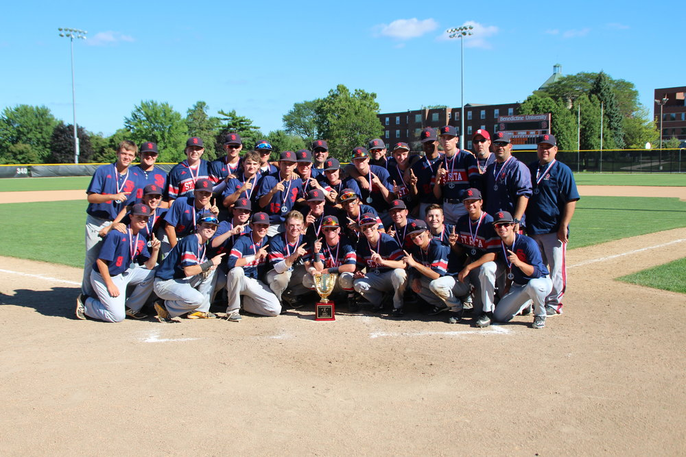 St. Rita Mustangs Baseball - 2017 Summer State Champions