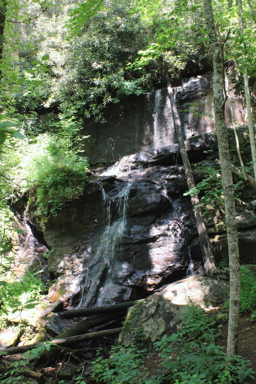 Desoto Lower Falls