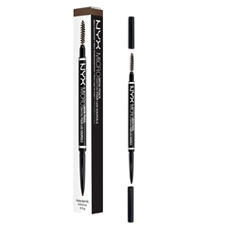 NYX Brow Pencil and Brush An awesome 2-step tool to raise your brow game.