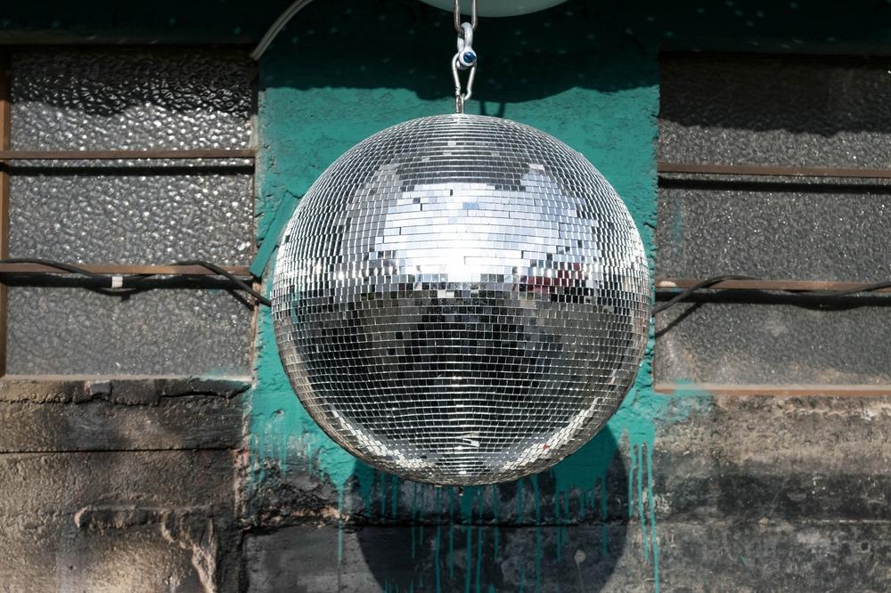 Disco balls for everyone!!!