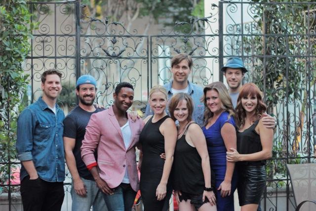 The AMAZING Cast!