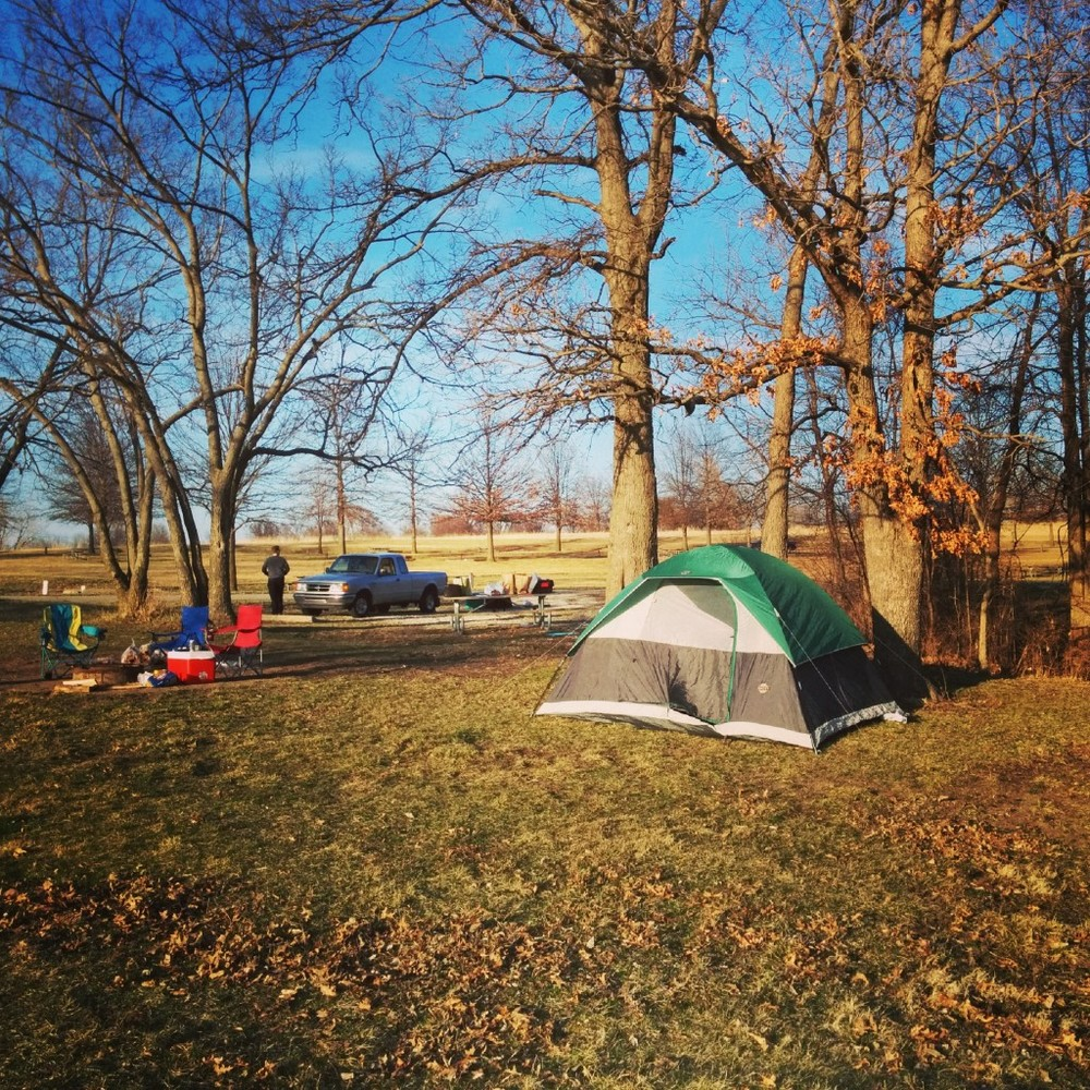 Go Camping in Kansas City: KC's Top Spots — Pink Moon ...