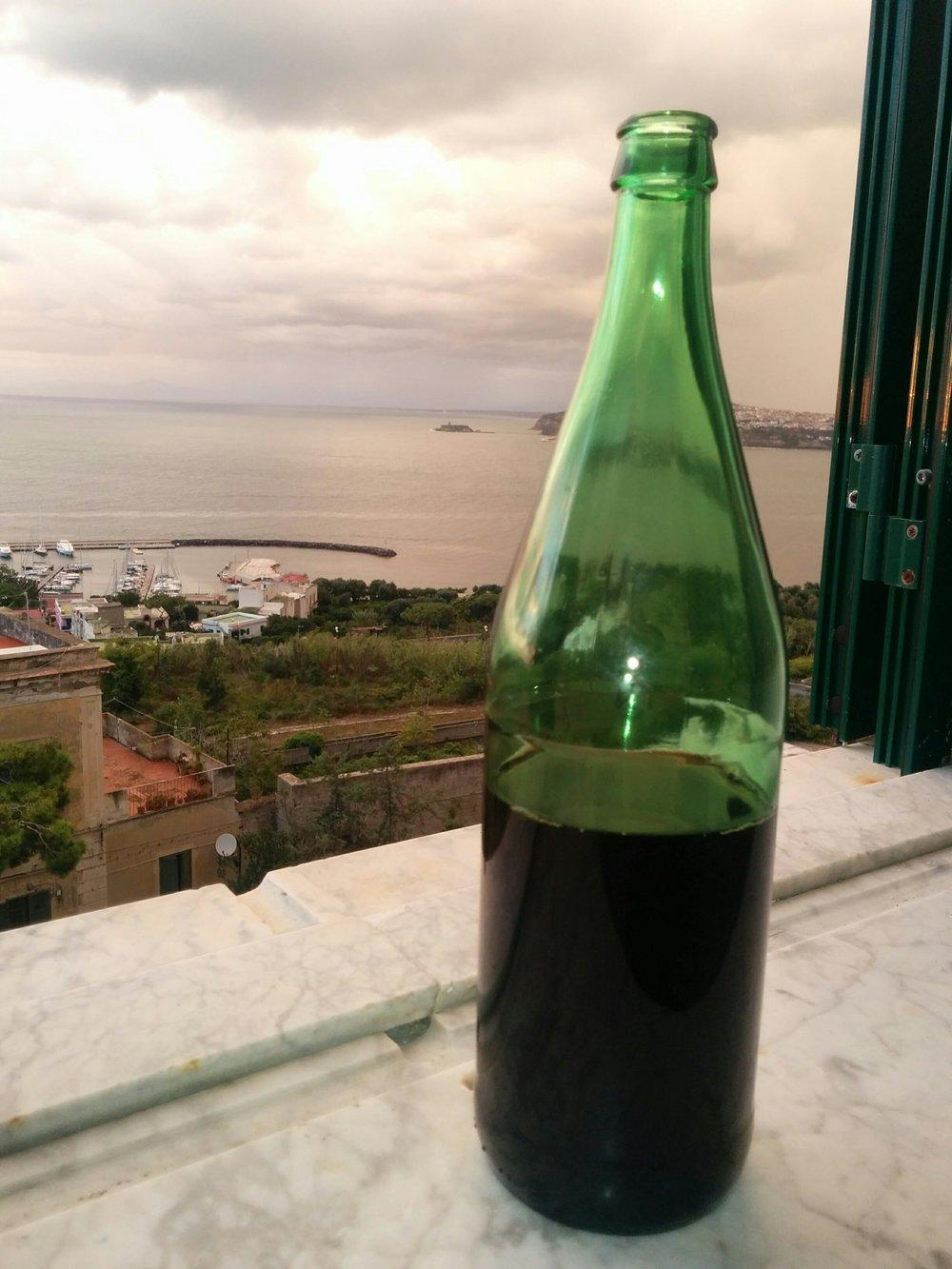 Wine, Wine, Everywhere