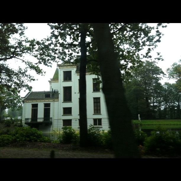 It's just too #beautiful around here. #holland #nofilter #justnow #iPhone   (Taken with  Instagram  at Bij De Olifantjes)