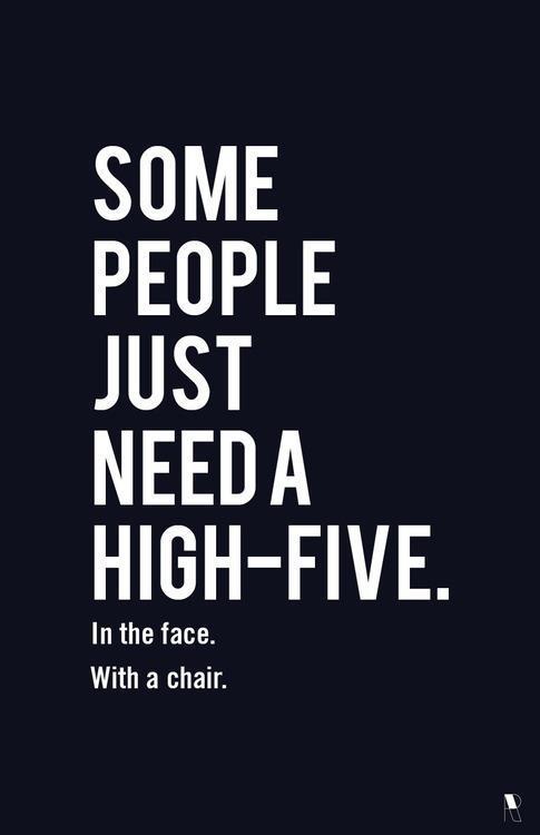 We know a few….