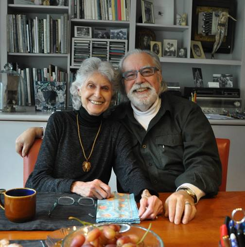 Frank Van Riper and Judith Goodman.jpg