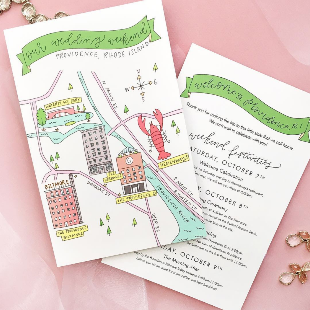 happy-tines-wedding-map-card-itinerary