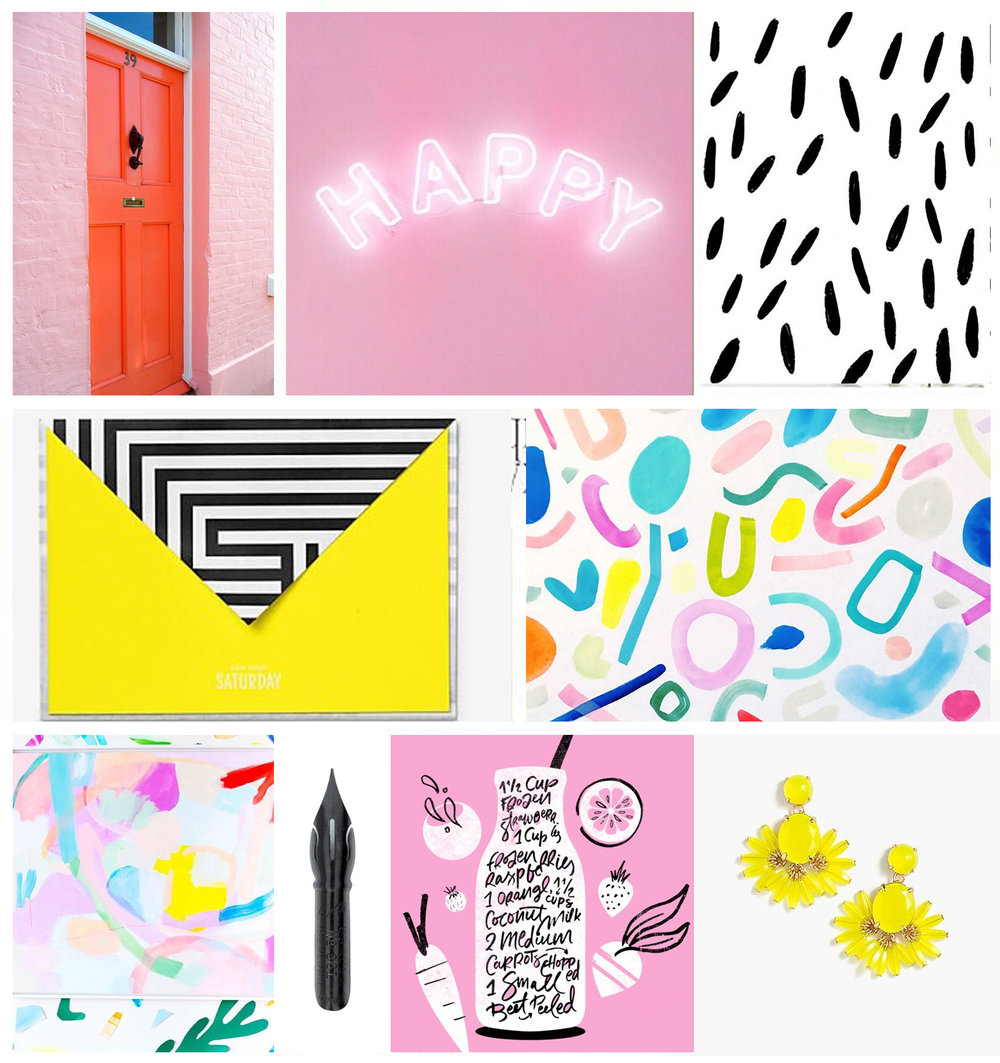 happy-tines-new-brand-inspiration-board