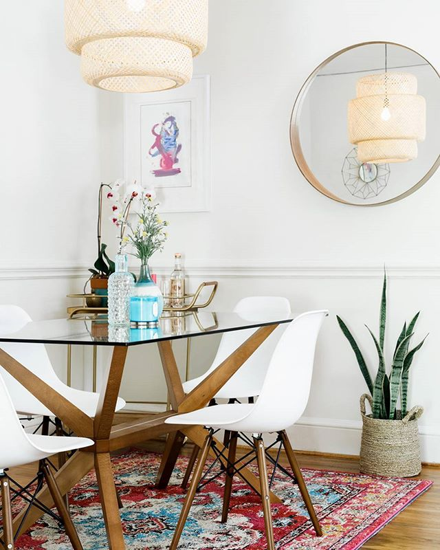 do you wish your breakfast nook looked like this? @tuft_diymckim has you covered. check it out.