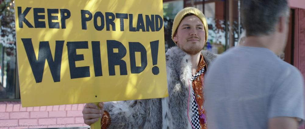 Keep Portland Weird!