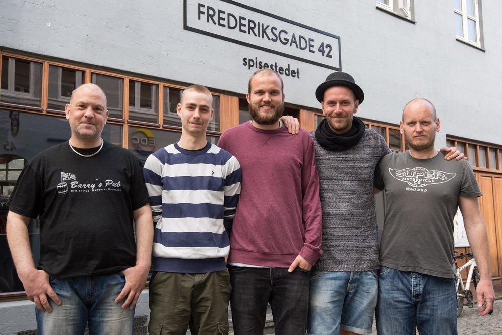 Bistad Frederiksgade 42