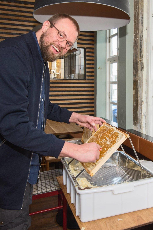 Honning Bistad