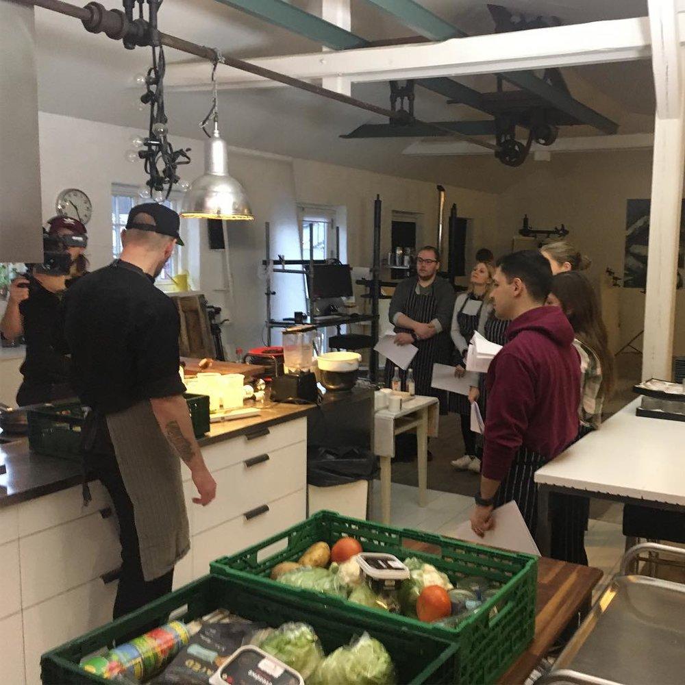 kokkeskole-plantebevægelsen