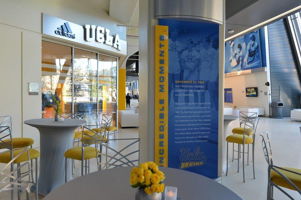 Pauly Pavillon Grand Reopening UCLA